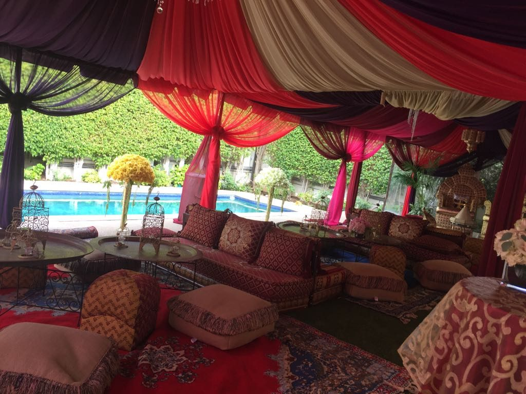Moroccan Theme Party Planner Tent Rentals Los Angeles Ca